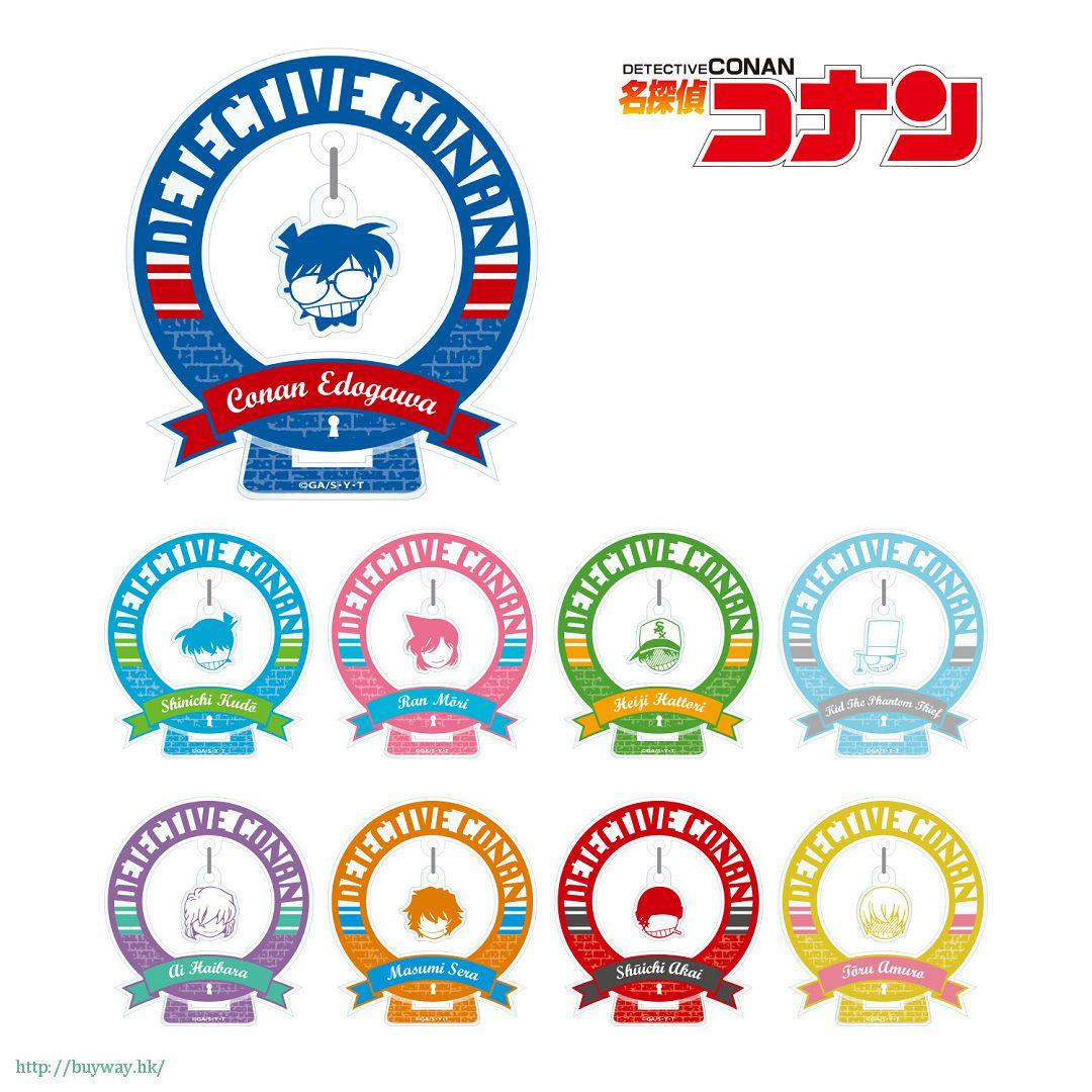 名偵探柯南 搖呀搖呀 人物擺動企牌 (9 個入) Yurayura Acrylic Stand (9 Pieces)【Detective Conan】