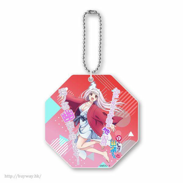 搖曳莊的幽奈小姐 「湯之花幽奈」亞克力文字掛飾 Word Acrylic Mascot Yunohana Yuuna【Yuuna and the Haunted Hot Springs】
