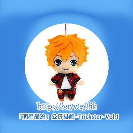 合奏明星 「明星昴流」公仔掛飾 -Trickster- Vol.1 Plush Doll Mascot -Trickster- Vol.1 Akehoshi Subaru【Ensemble Stars!】