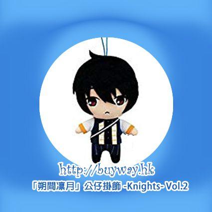 合奏明星 「朔間凛月」公仔掛飾 -Knights- Vol.2 Plush Doll Mascot -Knights- Vol.2 Sakuma Ritsu【Ensemble Stars!】