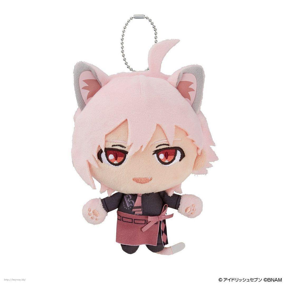 IDOLiSH7 「九條天」in ナンジャタウン 公仔掛飾 Stuffed Toy Badge Kujo Tenn【IDOLiSH7】