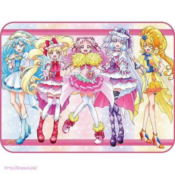光之美少女系列 毯子 Blanket【Pretty Cure Series】