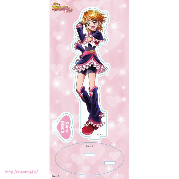 光之美少女系列 「美墨莎莎」亞克力企牌 Acrylic Stand Cure Black【Pretty Cure Series】