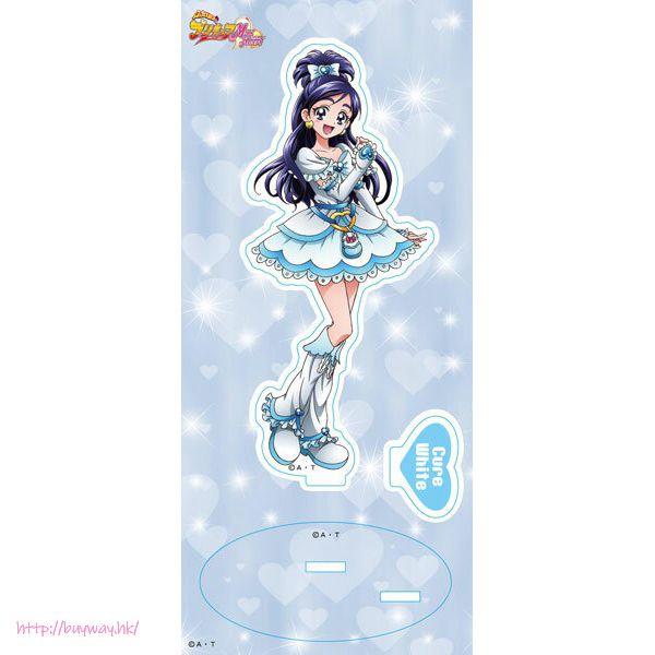 光之美少女系列 「雪城穗乃香 / 雪天使」亞克力企牌 Acrylic Stand Cure White【Pretty Cure Series】