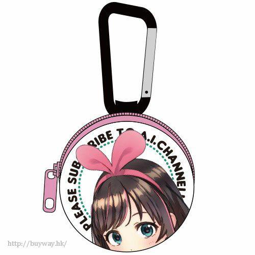 虛擬偶像 「絆愛」耳機收納袋 Kizuna AI Full Color Earphone Pouch【Virtual YouTuber】
