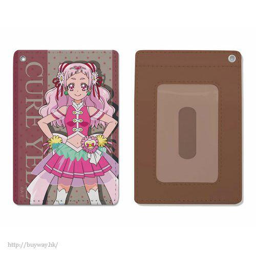 光之美少女系列 「野乃花」全彩 證件套 HUGtto! PreCure Cure Yell Full Color Pass Case【Pretty Cure Series】