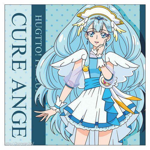 光之美少女系列 「藥師寺紗綾」Cushion套 HUGtto! PreCure Cure Ange Cushion Cover【Pretty Cure Series】
