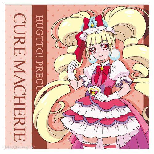 光之美少女系列 「愛崎惠美瑠」Cushion套 HUGtto! PreCure Cure Macherie Cushion Cover【Pretty Cure Series】