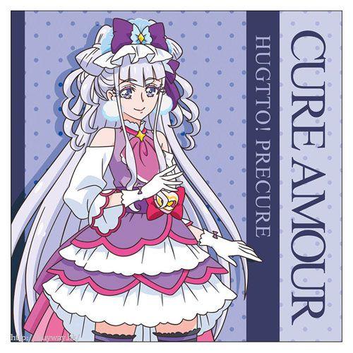 光之美少女系列 「露露」Cushion 套 HUGtto! PreCure Cure Amour Cushion Cover【Pretty Cure Series】