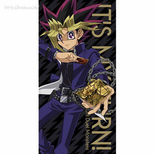 遊戲王 「武藤遊戲」120cm 大毛巾 Duel Monsters Yugi Muto 120cm Big Towel【Yu-Gi-Oh!】