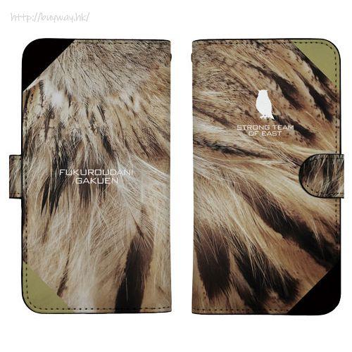 排球少年!! 「梟谷學園高校」148mm 筆記本型手機套 (iPhoneX) Fukurodani Academy High School Image Book-style Smartphone Case 148【Haikyu!!】