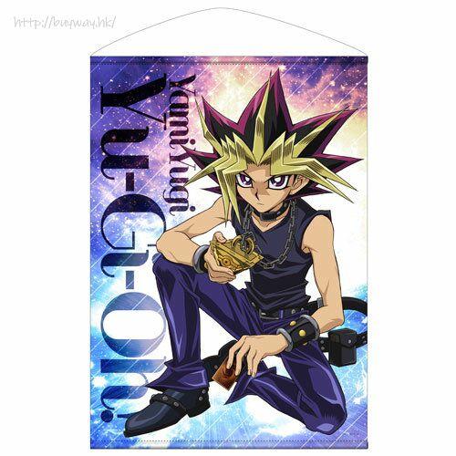 遊戲王 「闇遊戲」Relax Ver. B2 掛布 Duel Monsters Yami Yugi B2 Wall Scroll Relax Ver.【Yu-Gi-Oh!】