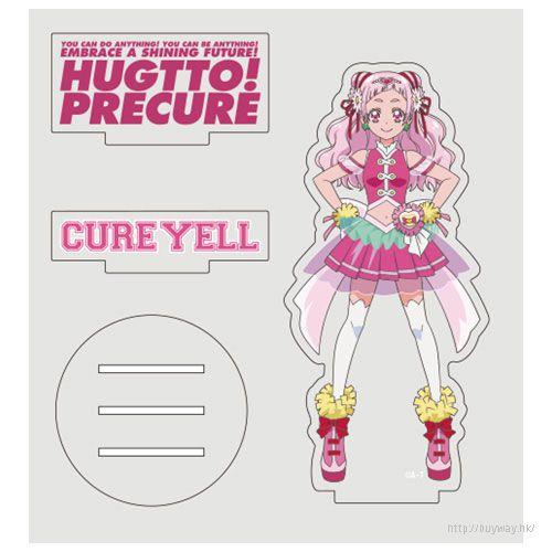 光之美少女系列 「野乃花」亞克力企牌 Cure Yell Acrylic Stand【Pretty Cure Series】