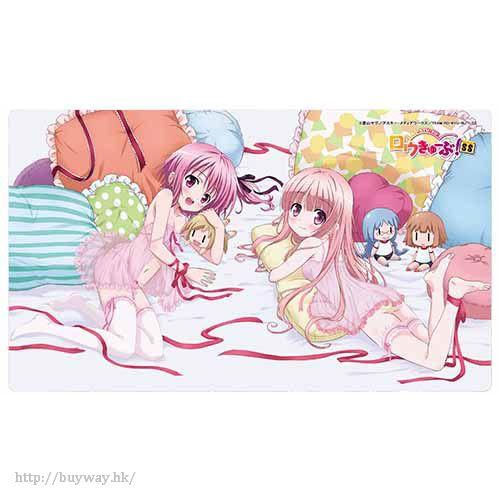 蘿球社! 「袴田日向 + 湊智花」通用遊戲墊 Play Mat Tomoka & Hinata【Ro-Kyu-Bu!】