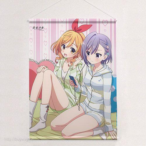 音樂少女 「山田木華子 + 迎羽織」B2 掛布 B2 Tapestry Hanako & Uori【Music Girls】