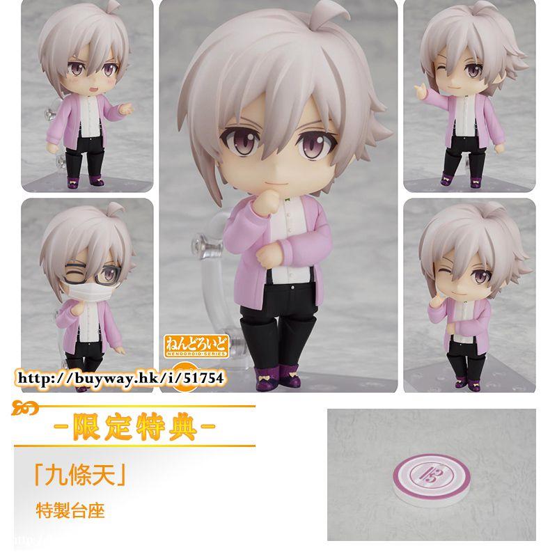 IDOLiSH7 「九條天」Q版 黏土人 (限定特典︰特製台座) Nendoroid Kujo Tenn ONLINESHOP Limited【IDOLiSH7】