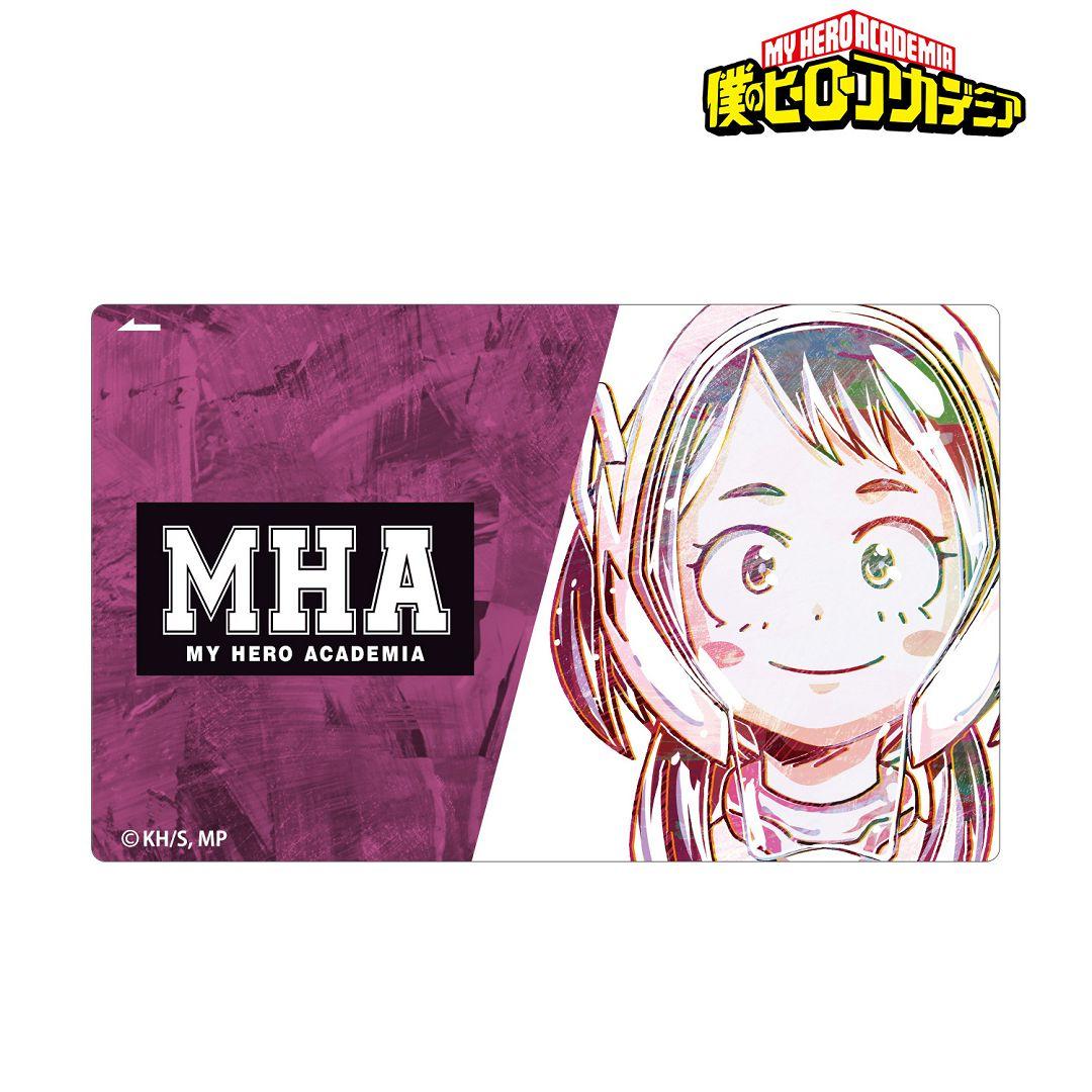 我的英雄學院 「麗日御茶子」Ani-Art IC 咭貼紙 Vol.2 Ani-Art Card Sticker Vol. 2 Uraraka Ochako【My Hero Academia】
