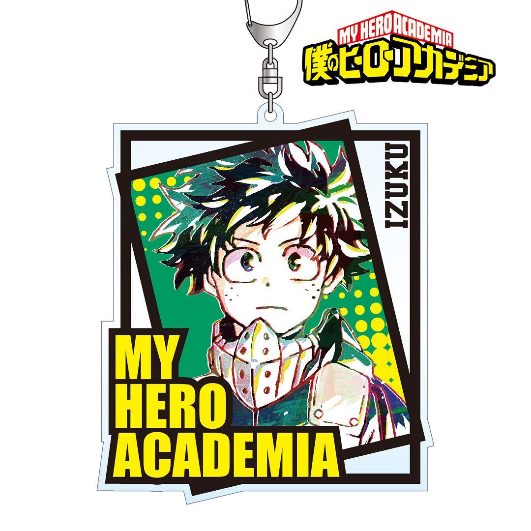 我的英雄學院 「綠谷出久」Ani-Art BIG 亞克力匙扣 Ani-Art Big Acrylic Key Chain Midoriya Izuku【My Hero Academia】