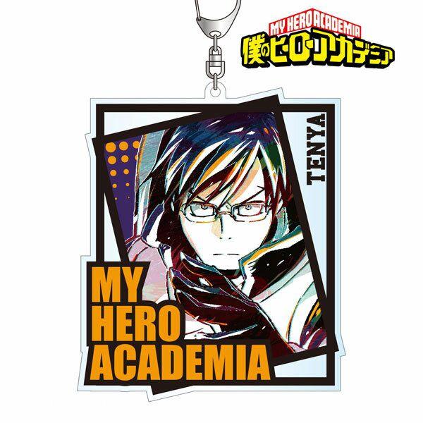我的英雄學院 「飯田天哉」Ani-Art BIG 亞克力匙扣 Ani-Art Big Acrylic Key Chain Iida Tenya【My Hero Academia】