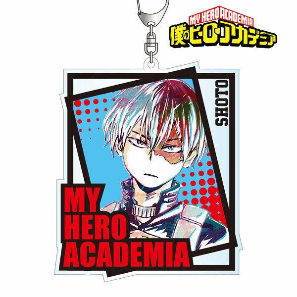 我的英雄學院 「轟焦凍」Ani-Art BIG 亞克力匙扣 Ani-Art Big Acrylic Key Chain Todoroki Shoto【My Hero Academia】