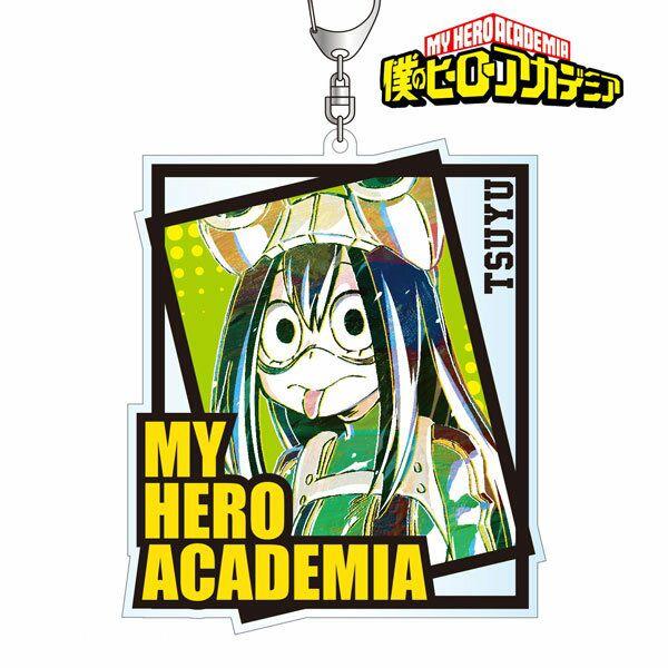 我的英雄學院 「蛙吹梅雨」Ani-Art BIG 亞克力匙扣 Ani-Art Big Acrylic Key Chain Asui Tsuyu【My Hero Academia】