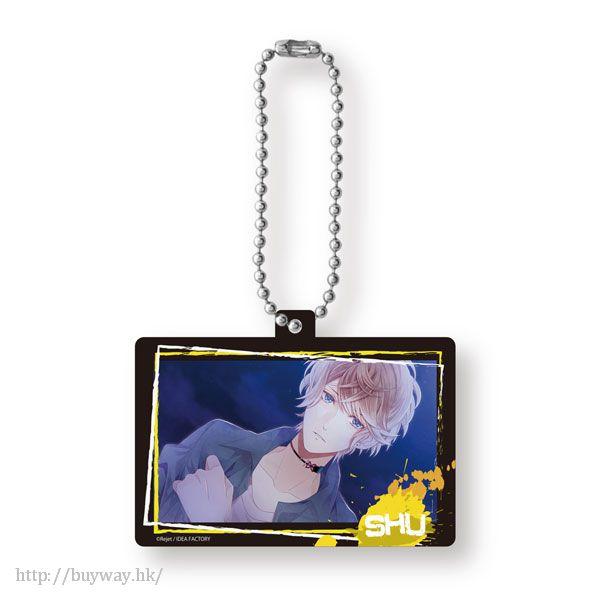 魔鬼戀人 「逆卷修」Pop Out 亞克力匙扣 (2 個入) Pop Out Acrylic Collection Sakamaki Shu【Diabolik Lovers】