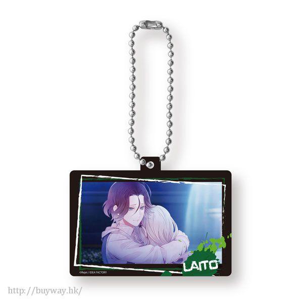 魔鬼戀人 「逆卷來人」Pop Out 亞克力匙扣 (2 個入) Pop Out Acrylic Collection Sakamaki Laito【Diabolik Lovers】