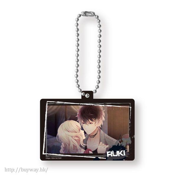 魔鬼戀人 「無神琉輝」Pop Out 亞克力匙扣 (2 個入) Pop Out Acrylic Collection Mukami Ruki【Diabolik Lovers】