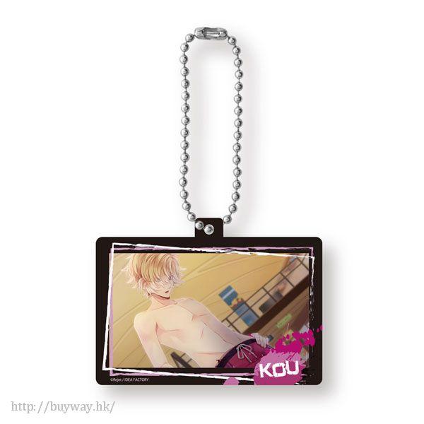 魔鬼戀人 「無神皓」Pop Out 亞克力匙扣 (2 個入) Pop Out Acrylic Collection Mukami Kou【Diabolik Lovers】