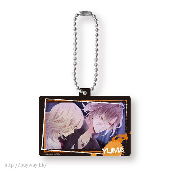魔鬼戀人 「無神悠真」Pop Out 亞克力匙扣 (2 個入) Pop Out Acrylic Collection Mukami Yuma【Diabolik Lovers】