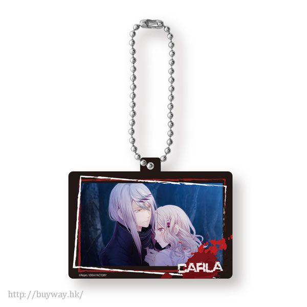 魔鬼戀人 「月浪迦樓羅」Pop Out 亞克力匙扣 (2 個入) Pop Out Acrylic Collection Tsukinami Carla【Diabolik Lovers】