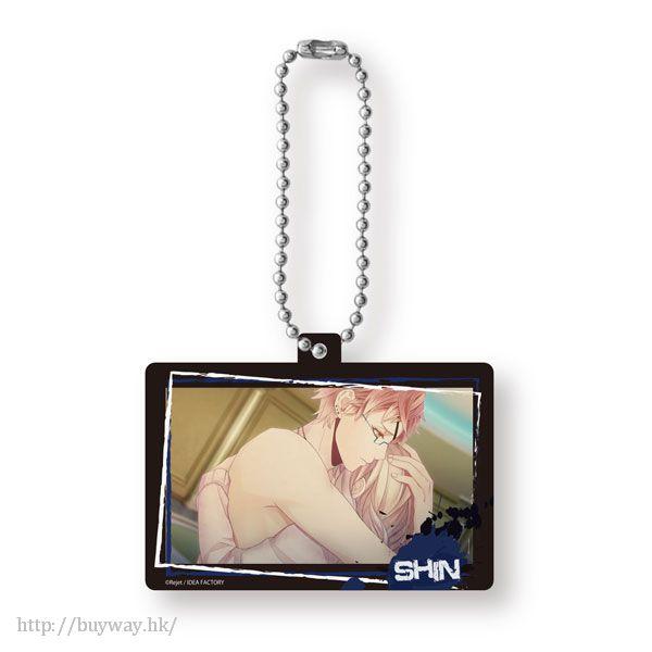 魔鬼戀人 「月浪辛」Pop Out 亞克力匙扣 (2 個入) Pop Out Acrylic Collection Tsukinami Shin【Diabolik Lovers】