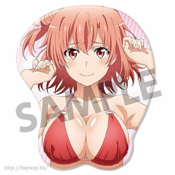 果然我的青春戀愛喜劇搞錯了。 「由比濱結衣」立體滑鼠墊 3D Mouse Pad Yuigahama Yui【My youth romantic comedy is wrong as I expected.】