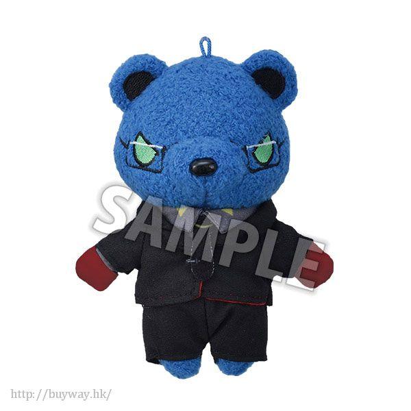"Hypnosismic -Division Rap Battle- 「入間銃兎」小熊公仔 掛飾 Kuma Gurumi Petite Plush ""Juto Iruma""【Hypnosismic】"