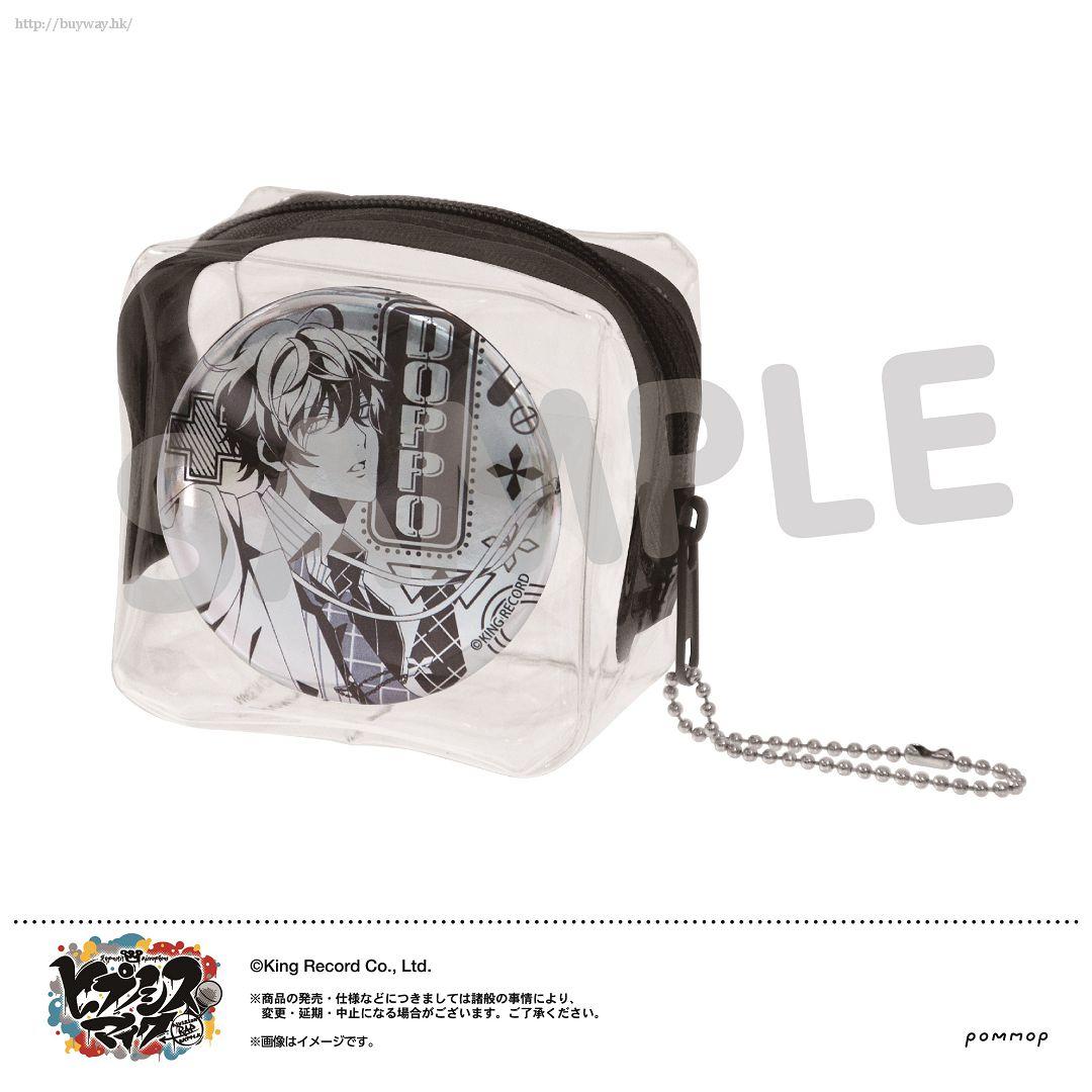 Hypnosismic 「觀音坂獨步」徽章 + 收納小袋 Mise Cube -Neon Ver.- I Kannonzaka Doppo【Hypnosismic】