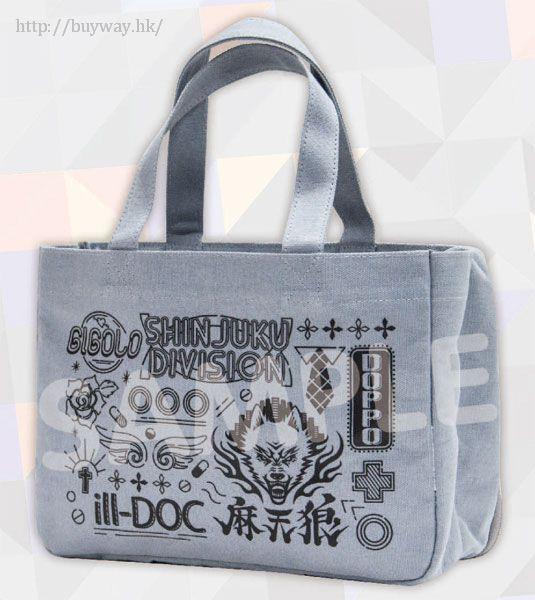 Hypnosismic 「麻天狼」3D Mini 痛袋 Mise Tote Bag Mini 3D C (Matenro)【Hypnosismic】