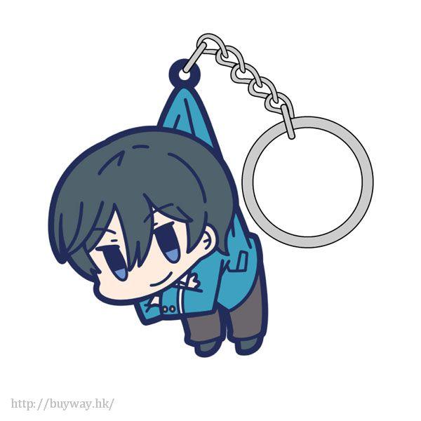 合奏明星 「冰鷹北斗」吊起匙扣 Hidaka Hokuto Tsumamare Key Chain【Ensemble Stars!】