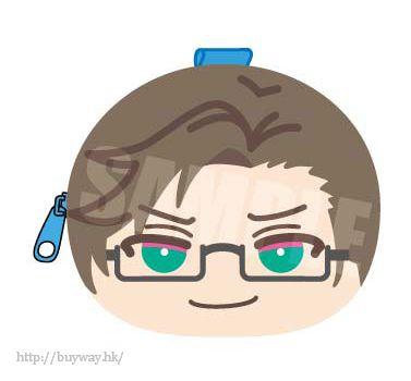 Hypnosismic 「入間銃兎」散銀包 Omanjyu Fukafuka Pouch 5 Iruma Jyuto【Hypnosismic】