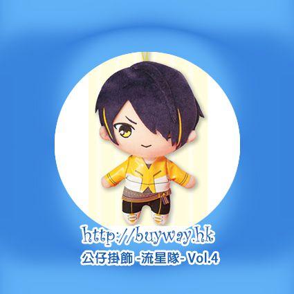 合奏明星 「仙石忍」公仔掛飾 -流星隊- Vol.4 Plush Doll Mascot -RYUSEITAI- Vol.4 Sengoku Shinobu【Ensemble Stars!】