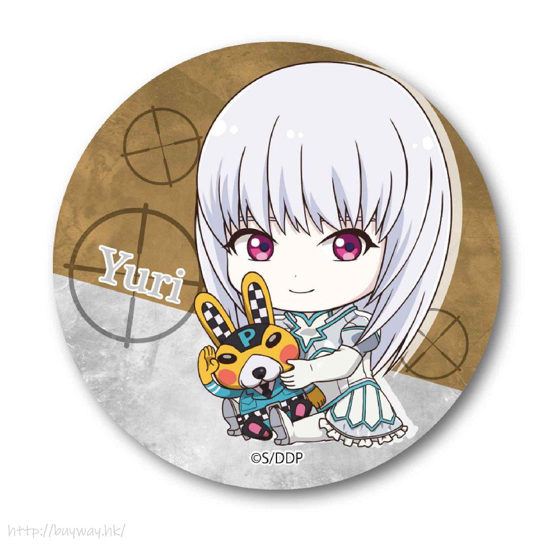 DOUBLE DECKER! ダグ&キリル 「Yuri」擁抱最愛 收藏徽章 GyuGyutto Can Badge Yuri【DOUBLE DECKER! Doug & Kirill】