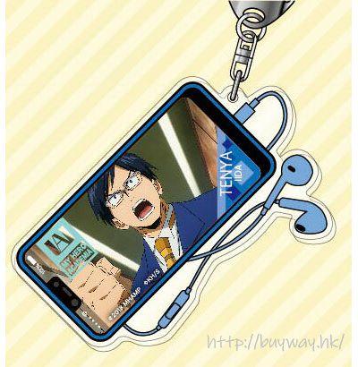 我的英雄學院 「飯田天哉」2人の英雄 亞克力匙扣 Acrylic Key Chain 04 Iida Tenya AK【My Hero Academia】