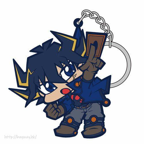 遊戲王 「不動遊星」Ver. 3 吊起匙扣 Yusei Fudo Pinched Keychain Ver.3【Yu-Gi-Oh!】