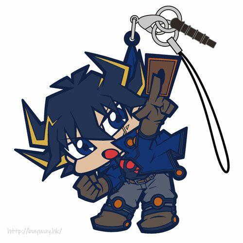 遊戲王 「不動遊星」Ver. 3 吊起掛飾 Yusei Fudo Pinched Strap Ver.3【Yu-Gi-Oh!】