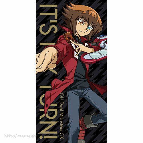 遊戲王 「遊城十代」GX 120cm 大毛巾 GX Jaden Yuki 120cm Big Towel【Yu-Gi-Oh!】