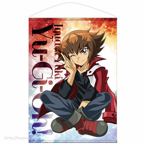 遊戲王 「遊城十代」Relax Ver. B2 掛布 GX Jaden Yuki B2 Wall Scroll Relax Ver.【Yu-Gi-Oh!】