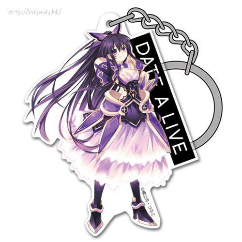 約會大作戰 「夜刀神十香」原作 亞克力匙扣 Original Ver. Tohka Yatogami Acrylic Keychain【Date A Live】