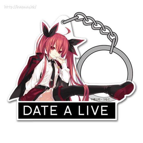 約會大作戰 「五河琴里」原作 亞克力匙扣 Original Ver. Kotori Itsuka Acrylic Keychain【Date A Live】