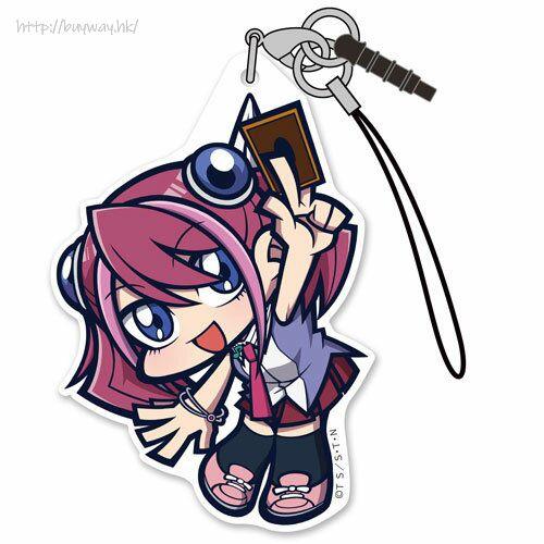 遊戲王 「柊柚子」亞克力吊起掛飾 Yuzu Hiiragi Acrylic Pinched Strap【Yu-Gi-Oh!】