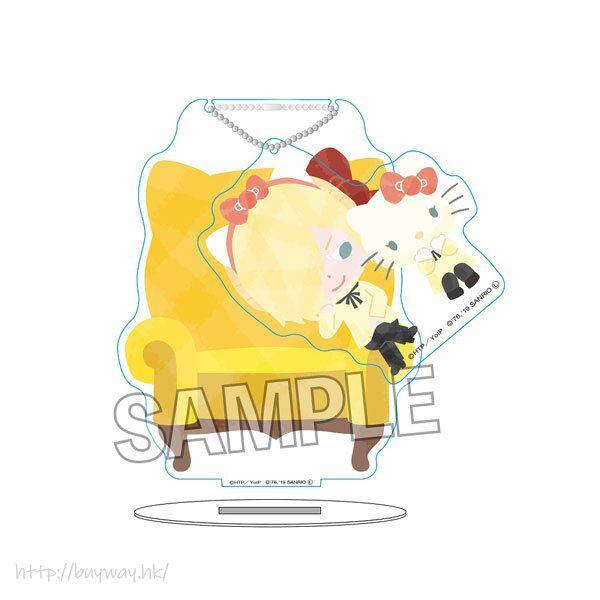 勇利!!! on ICE 「尤里」Sofa 亞克力企牌 Kazareru Acrylic Stand Yuri Plisetsky【Yuri on Ice】