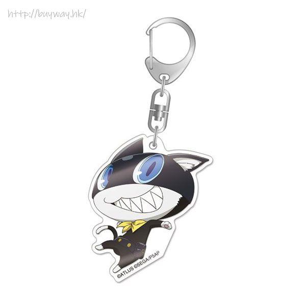 女神異聞錄系列 「摩爾加納」Nendoroid Plus 亞克力匙扣 Nendoroid Plus Deka Acrylic Key Chain Morgana【Persona Series】